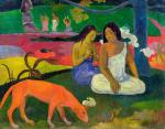 the-red-dog-paul-gauguin